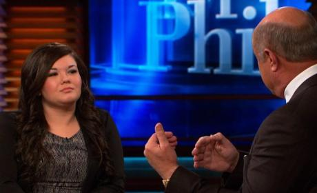 Amber Portwood Denied Joint Custody of Daughter By Gary Shirley