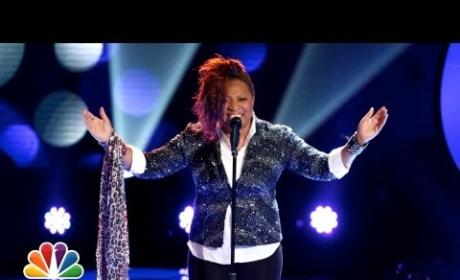 Donna Allen - You Are So Beautiful (The Voice Blind Audition)