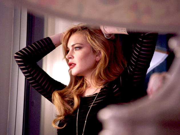 Lindsay Lohan Documentary Photo