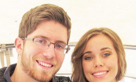 Jessa Duggar, Ben Seewald Birth Announcement Photo