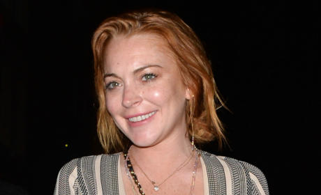 Lindsay Lohan: Hospitalized With Severe Illness