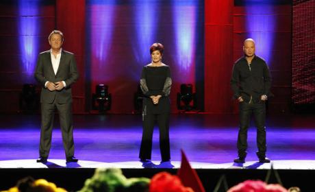 AGT Judges in Vegas