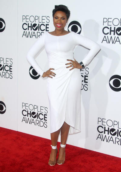 Jennifer Hudson at the PCAs