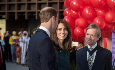 Prince William to Kate Middleton: Stop Flirting!