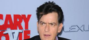 """Charlie Sheen: Hospitalized as Result of """"Non-Stop Binge,"""" Source Claims"""