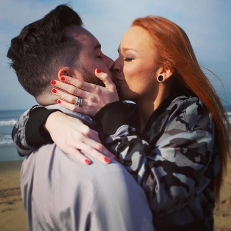 Maci Bookout and Taylor McKinney are Engaged