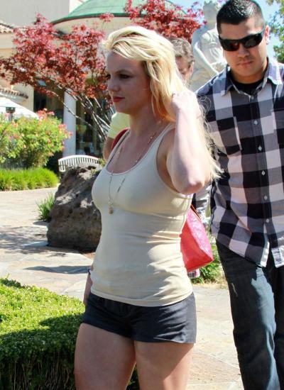 Embattled Britney