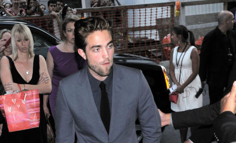 Robert Pattinson to Move Back to London?