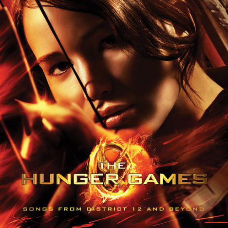 The Hunger Games Soundtrack Art