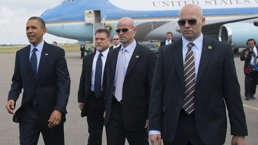 Obama and Agents