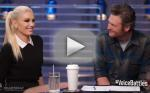 Blake Shelton Calls Gwen Stefani Hot on National TV