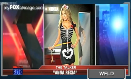 Anna Rexia Halloween Costume: The Worst Idea of All Time?