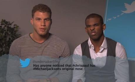 NBA Players Read Mean Tweets