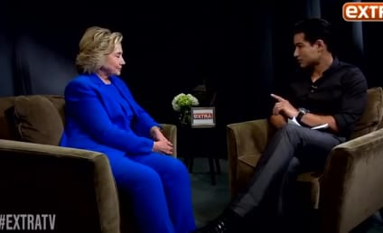Hillary Clinton on Kim Kardashian: What an Inspiration!