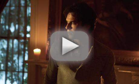 The Vampire Diaries Season 7 Episode 11 Recap: What Did Damon Do?!?