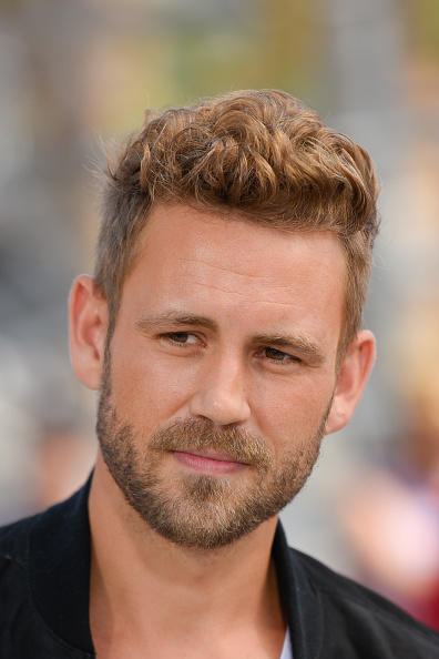 Nick Viall of Bachelor In Paradise Cast on 'Extra'