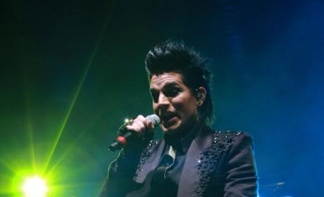 Adam Lambert Signs Record Deal
