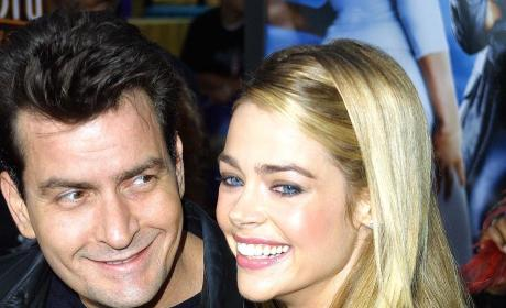 "Charlie Sheen Slams Denise Richards as ""Evil Terrorist"""