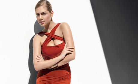 Kate Upton Vogue 2014 Photo