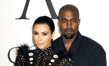 Kim Kardashian Welcomes Baby Boy!