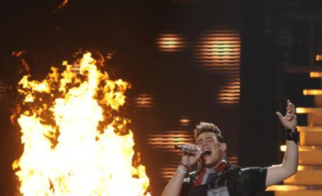 American Idol Power Rankings: James' Game to Lose?