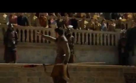 Oberyn Martell vs. The Mountain