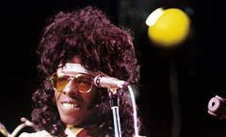 Sly Stone: Broke, Living in a Van