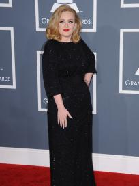 Adele at the Grammy Awards