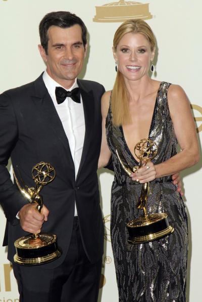 Ty Burrell, Julie Bowen