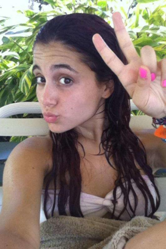 Ariana Grande No Makeup