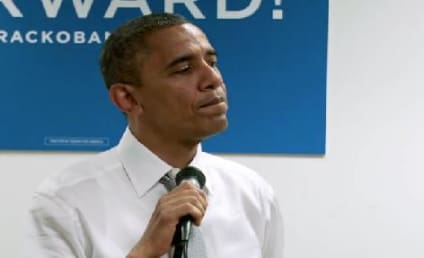 "President Obama Cries, Thanks Staff: ""This Is Your Victory"""