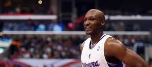 Lamar on the Clippers