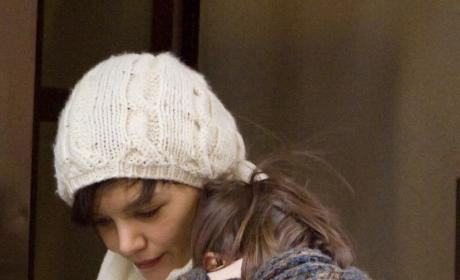 Happy First Birthday, Suri Cruise!