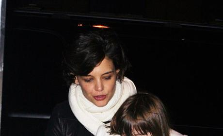 Suri Cruise Gets Private Spice Girls Concert