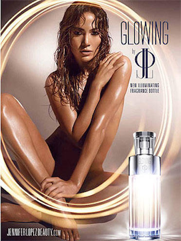 Glowing by Jennifer Lopez