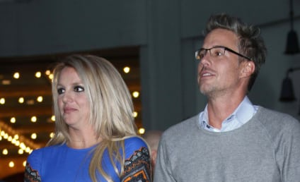 Jason Trawick and Britney Spears on the Rocks?