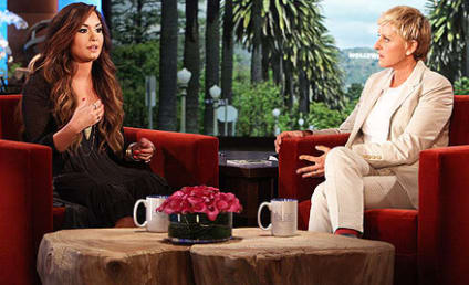 Demi Lovato: A Role Model For Young Girls?