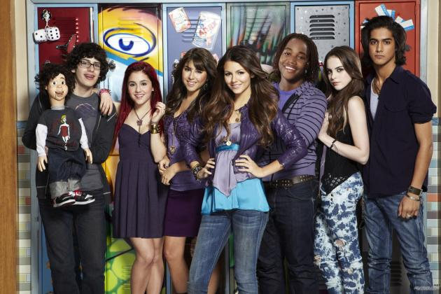 Victorious Cast Photo