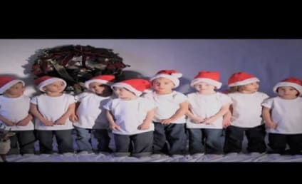 Octomom's Kids Star in Christmas Music Video