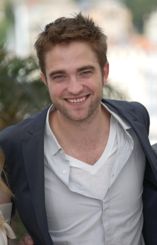 Robert Pattinson Photo Call