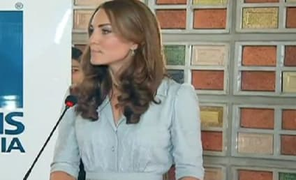 Kate Middleton Speech in Malaysia Praises Charity