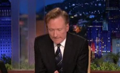 Conan O'Brien Reveals What Celebs are REALLY Thinking