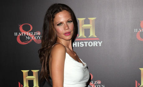 Tammin Sursok: Pregnant with First Child!