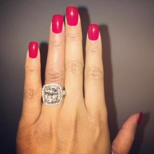 Nick Minaj's (Maybe Engagement Ring) Other Photo