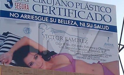 Kim Kardashian: Not in Mood for Mexican Billboard