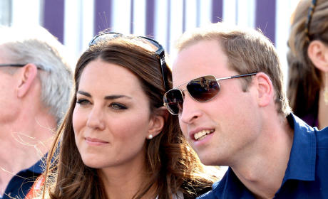 Royal Baby Watch: Prince William Bails on Guys' Night Out!
