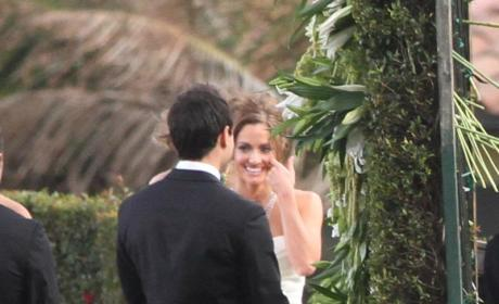 Jason Mesnick, Molly Malaney Wedding