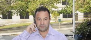 Joe Giudice: Caught Cheating on Teresa Giudice AGAIN!
