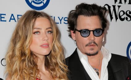 Johnny Depp: Caught Cheating on Amber Heard Prior to Separation?