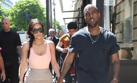Kimye Wedding: Will It Be Filmed for Keeping Up with the Kardashians?